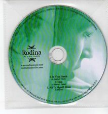 (DQ386) Rodina, In Your Hands - 2012 DJ CD