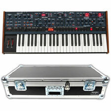 Dave Smith Instruments OB-6 6-Voice Synthesizer NEW OB6 Synth + ATA FLIGHT CASE