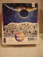 Earth Blanket Glow in the Dark 550 Piece Puzzle