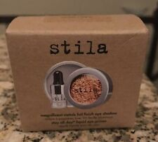 Stila Magnificent Metals Foil Finish Eyeshadow ~ comex copper