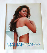 MARIAH CAREY BUTTERFLY WORLD TOUR 1998 JAPAN CONCERT PROGRAM BOOK n