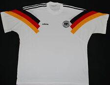 1992-1994 GERMANY ADIDAS FOOTBALL TRAINING T-SHIRT (SIZE XL)