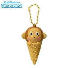 Sanrio Characone Squishy Osaru no Monkichi Ice Cream Cone Squishy