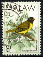 Malawi 1988-95 SG#793, 8t Birds Definitive Used #D42649