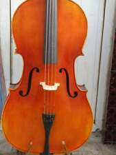 4/4 Size  Cello full Hand made antique old style cello bright sound