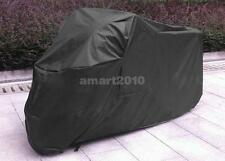 Motorcycle Bike Cover Shed Moped Storage Garage Scooter Shelter Black XXXL