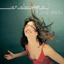 Arabesque - Jane Birkin - CD