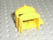 Selle cheval yellow LEGO CASTLE horse saddle 4491a /set 6379 6073 6011 6067 6080