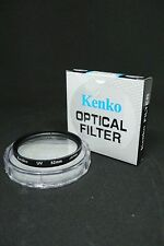 Universal 52 mm  Circular Screw in Camera Lens Filer UV Filter