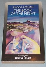 Rhoda Lerman THE BOOK OF THE NIGHT pb