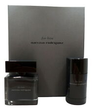 NARCISO RODRIGUEZ FOR HIM GIFT SET WITH EDT SPRAY 50ML + DEODORANT STICK 75G (D)