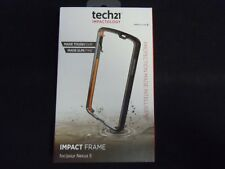 NewTech21 D30 Impactology Clear Gray Case For Google Nexus 5 + Free Shipping