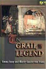 The Grail Legend by Emma Jung and Marie-Louise von Franz (1998, Paperback)