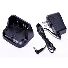 Desktop Battery Charger Set for Yaesu VX5R/VX-6R/VX-7R/VXA710 Radio