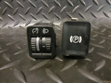 2006 VW PASSAT 1.9 S TDI 4DR HAND BRAKE PARK & HEADLIGHT ADJUSTER SWITCHES