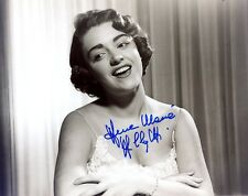 ANNA MARIA ALBERGHETTI Signed Photo