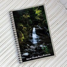 Spiral Bound Journal -- Wire-O Binding -- 158 lined pages  FREE SHIPPING