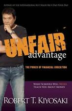 Unfair Advantage: The Power of Financial Education-ExLibrary