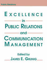 Excellence in Public Relations and Communication Management-ExLibrary