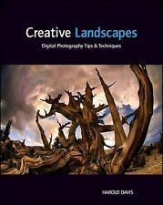 Creative Landscapes: Digital Photography Tips and Techniques, Davis, Harold, Acc