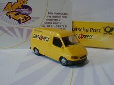 """Rietze - Ford Transit Kastenwagen Zustellfahrzeug """" Euro Express """" 1:87"""