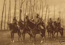 "Moroccan Cavalry Spahis Regiment World War 1, 6x4"" reprint photo"