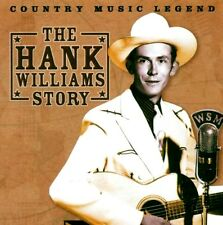HANK WILLIAMS COUNTRY + WESTERN MUSIC LEGEND NEW SEALED CD BEST OF / HITS