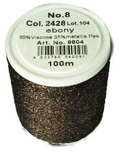Madeira Sewing Machine Thread Ebony 98042428