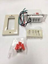 Casablanca Hunter 8887502000 W85 Ceiling Fan Inteli Touch 3 RF Wall Control