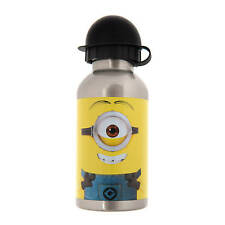 Despicable Me Minions Movie Stainless Steel Water Bottle Minion Drink Cup NWT