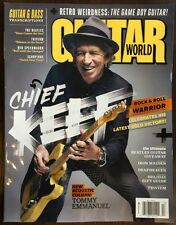 Guitar World Rock And Roll Warrior New Acoustic Holiday 2015 FREE SHIPPING!