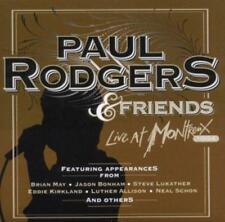 Paul Rodgers & Friends - Live At Montreux 1994 - CD - NEU/OVP