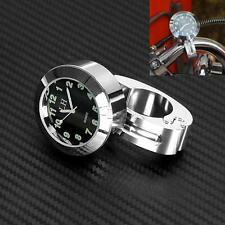Motorcycle Mount Watch Clock For Honda Gold Wing GL 1200 1500 1800 VTX 1300 1800