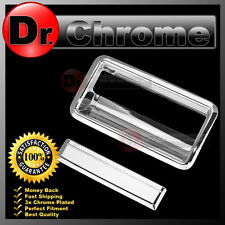 88-98 CHEVY C+K 1500+2500+3500 Pickup truck Chrome ABS Tailgate Handle Cover