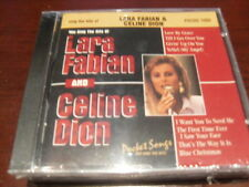 POCKET SONGS KARAOKE DISC PSCDG 1503 LARA FABIAN CELION DION CD+G MULTIPLEX NEW
