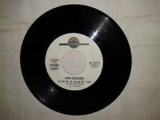 """Pin-Occhio / Dance 2 Trance  - Disco Vinile 45 Giri 7"""" Edizione Promo Juke Box"""
