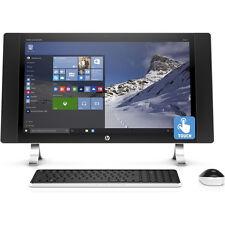 Hewlett Packard ENVY 27-p041 TouchSmart All-in-One Desktop - Intel Core i5-6400T