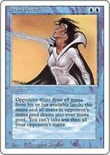 DRAIN POWER Revised Edition MTG Blue Sorcery RARE