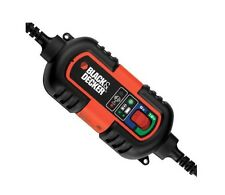 Chargeur/mainteneur batterie Black & Decker - 6-12v - BDV090