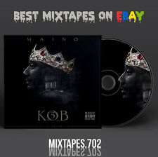 Maino - King Of Brooklyn 3 Mixtape (Artwork CD/Front/Back Cover) K.O.B Three