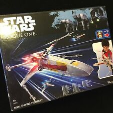 Star Wars Rogue One X Wing Luke Skywalker Toy Boxed New Sale