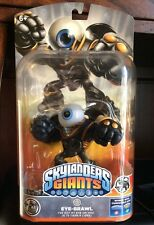 Skylanders Giants! New Eye Brawl Figure! Plays on Swap Force and Superchargers!