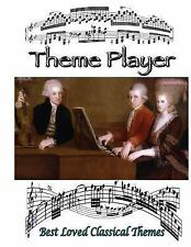 Theme Player : Best Loved Classical Themes by Teo Vincent (2016, Paperback)