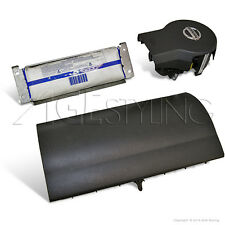 NISSAN Navara D40 Driver & Passenger Airbags with Dash Cover & KNEE AIRBAG