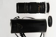 Canon FL 200mm F4,5 Tele Lens with Case