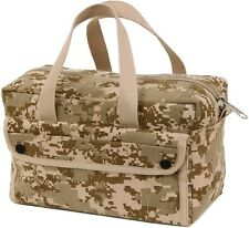 DESERT Military Heavy Weight Cotton Canvas Medic/ Mechanics Tool Bag 91310
