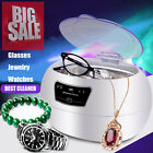 New Ultrasonic Cleaner for Jewelry Dental Watch Glasses Toothbrushes Cleaning JC