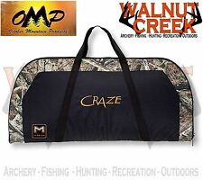 "OMP Mission Craze 36"" Black and LOST AT Camo Soft Bow Case 60888"