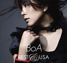BoA - BoA BEST II (Korea Version) CD