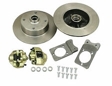 EMPI VW BUG TYPE1 BALL JOINT BOLT - ON DISC BRAKE KIT  BLANK ROTOR 22-2984